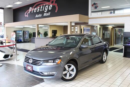 2015 Volkswagen Passat 1.8T Limited Edition Cuyahoga Falls OH