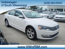 2015_Volkswagen_Passat_1.8T Limited Edition_ South Mississippi MS