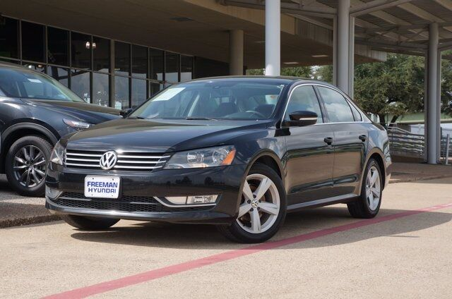 2015 Volkswagen Passat 1.8T Limited Edition Irving TX