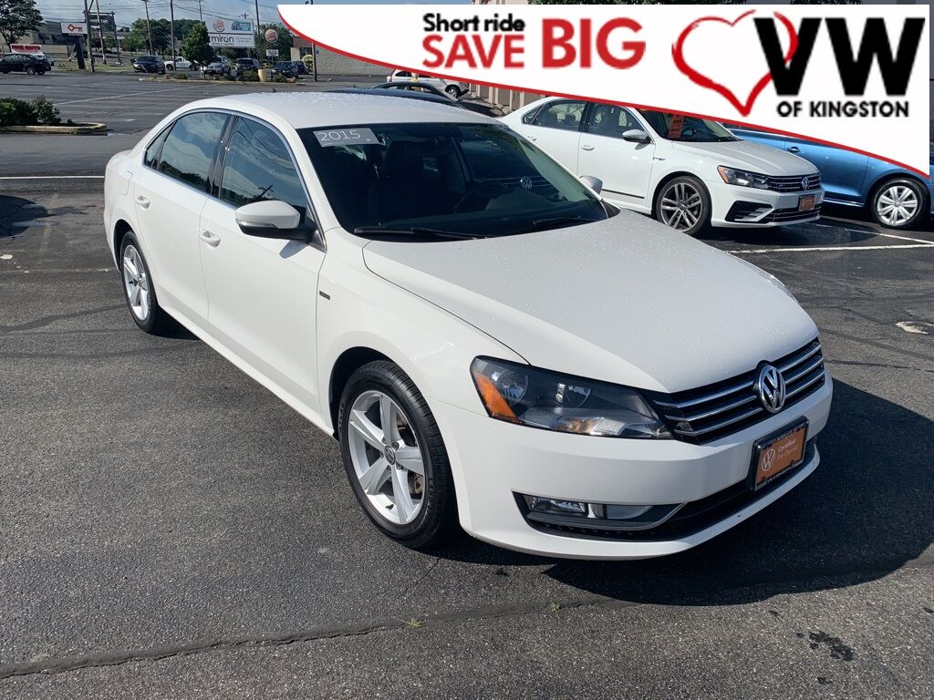 2015_Volkswagen_Passat_1.8T Limited Edition_ Kingston NY
