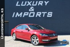 2015_Volkswagen_Passat_1.8T Limited Edition_ Leavenworth KS
