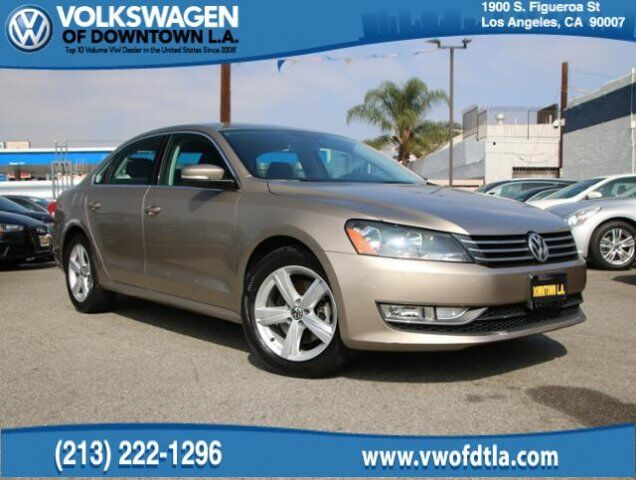2015 Volkswagen Passat 1.8T Limited Edition Los Angeles CA