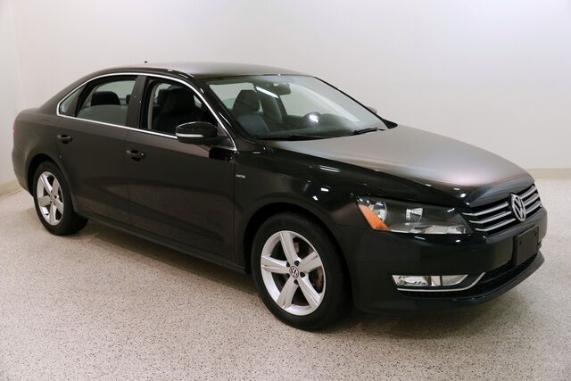 2015 Volkswagen Passat 1.8T Limited Edition Mentor OH