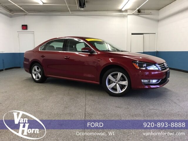 2015 Volkswagen Passat 1.8T Limited Edition Milwaukee WI