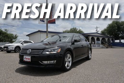 2015 Volkswagen Passat 1.8T Limited Edition Mission TX