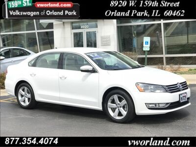2015_Volkswagen_Passat_1.8T Limited Edition_ Orland Park IL