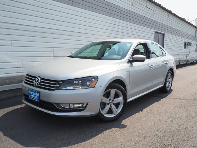 2015 Volkswagen Passat 1.8T Limited Edition PZEV Portsmouth NH
