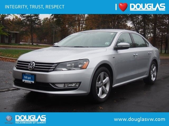 2015 Volkswagen Passat 1.8T Limited Edition PZEV Summit NJ