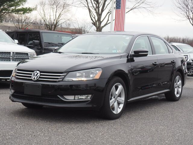 2015 Volkswagen Passat 1.8T Limited Edition PZEV West Chester PA