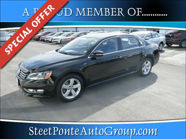 2015 Volkswagen Passat 1.8T Limited Edition PZEV Yorkville NY