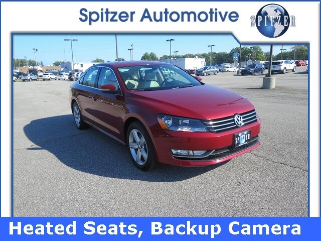 2015 Volkswagen Passat 1.8T Limited Edition Sheffield OH