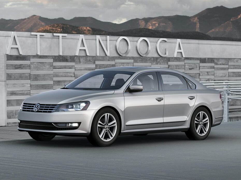 2015 Volkswagen Passat 1.8T Limited Edition Tracy CA