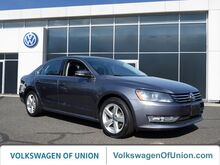 2015_Volkswagen_Passat_1.8T Limited Edition_ Union NJ