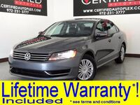 Volkswagen Passat 1.8T S BLUETOOTH KEYLESS ENTRY POWER LOCKS POWER WINDOWS POWER MIRRORS 2015