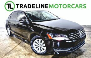 2015_Volkswagen_Passat_1.8T S LEATHER, CRUISE CONTROL, POWER WINDOWS AND MUCH MORE!!!_ CARROLLTON TX