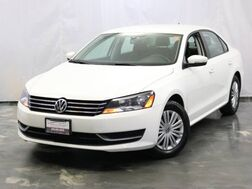 2015_Volkswagen_Passat_1.8T S Manual Transmission / Bluetooth Connectivity / Power Central Locking / Power Mirrors and Windows_ Addison IL