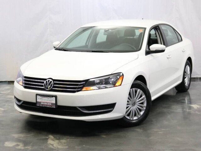 2015 Volkswagen Passat 1.8T S Manual Transmission / Bluetooth Connectivity / Power Central Locking / Power Mirrors and Windows Addison IL
