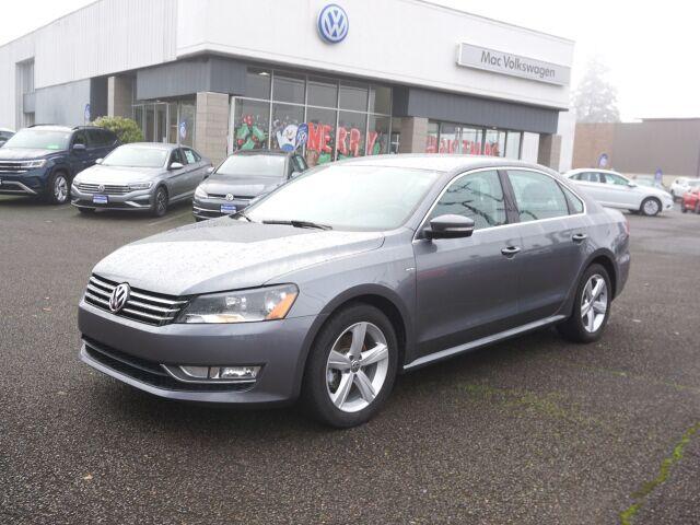 2015 Volkswagen Passat 1.8T S McMinnville OR