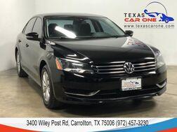 2015_Volkswagen_Passat_1.8T S REAR CAMERA BLUETOOTH CRUISE CONTROL ALLOY WHEELS_ Carrollton TX