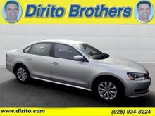 2015_Volkswagen_Passat_1.8T S_ Walnut Creek CA