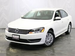 2015_Volkswagen_Passat_1.8T S With Manual Transmission_ Addison IL