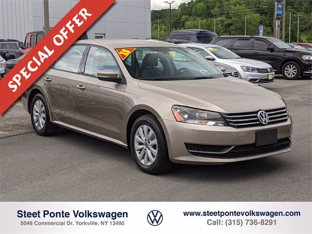 2015 Volkswagen Passat 1.8T S Yorkville NY