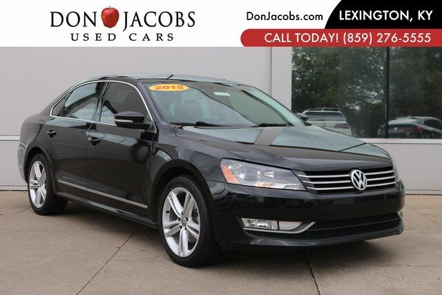 2015 Volkswagen Passat 1.8T SE Lexington KY