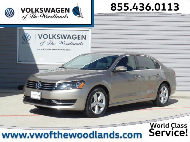 2015 Volkswagen Passat 1.8T SE The Woodlands TX
