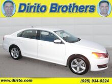 2015_Volkswagen_Passat_1.8T SE_ Walnut Creek CA