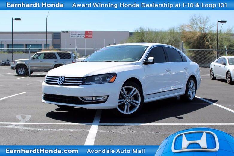 2015 Volkswagen Passat 1.8T SE w/Sunroof & Nav Avondale AZ
