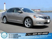 2015_Volkswagen_Passat_1.8T SE w/Sunroof & Nav_ South Jersey NJ