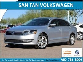 2015_Volkswagen_Passat_1.8T SE w/Sunroof & Nav_ Phoenix AZ
