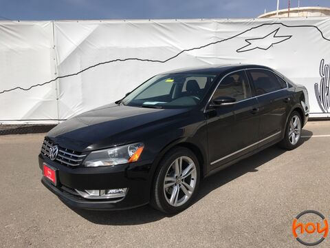2015_Volkswagen_Passat_1.8T SEL Premium_ El Paso TX