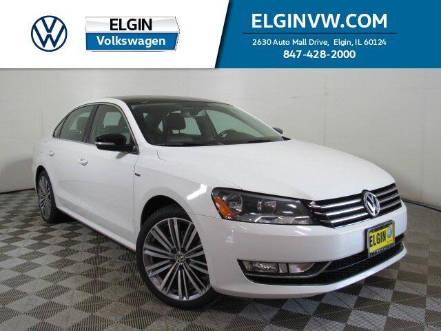 2015 Volkswagen Passat 1.8T Sport Elgin IL