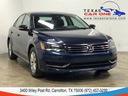 2015_Volkswagen_Passat_1.8T WOLFSBURG EDITION AUTOMATIC LEATHER HEATED SEATS BLUETOOTH_ Carrollton TX