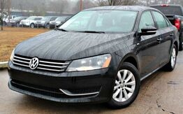 2015_Volkswagen_Passat_1.8T Wolfsburg Ed - w/ LEATHER SEATS & SATELLITE_ Lilburn GA