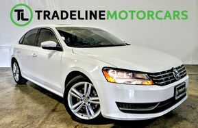 2015_Volkswagen_Passat_2.0L TDI SE w/SUNROOF, LEATHER, REAR VIEW CAMERA AND MUCH MORE!!!_ CARROLLTON TX
