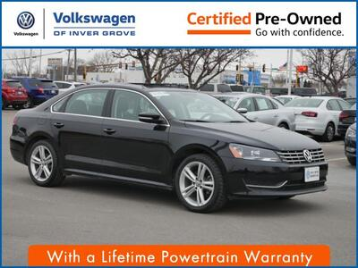 2015_Volkswagen_Passat_2.0L TDI SE w/Sunroof_ Inver Grove Heights MN