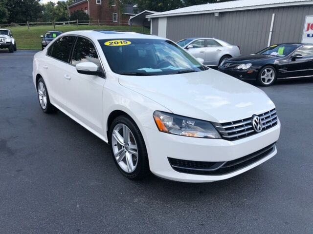 2015 Volkswagen Passat 2.0L TDI SE w/Sunroof Watch Video Below! Georgetown KY