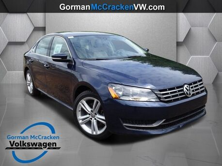 2015_Volkswagen_Passat_2.0L TDI SE with Sunroof_ Longview TX