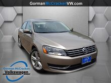 2015_Volkswagen_Passat_2.0L TDI SE with Sunroof_ Paris TX