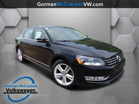 2015 Volkswagen Passat 2.0L TDI SE with Sunroof & Nav Longview TX