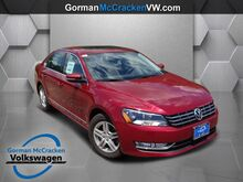 2015_Volkswagen_Passat_2.0L TDI SE with Sunroof & Nav_ Paris TX