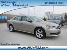 2015_Volkswagen_Passat_4dr Sdn 1.8T Auto SE *Ltd Avail*_ South Mississippi MS