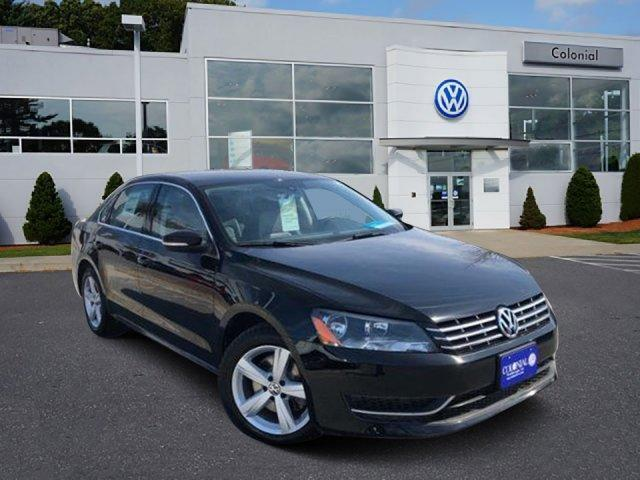 2015 Volkswagen Passat 4dr Sdn 2.0L Manual TDI SE Westborough MA