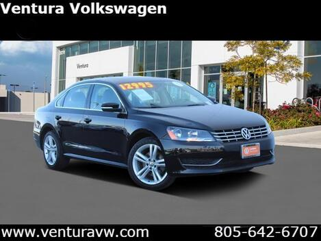2015_Volkswagen_Passat_4dr Sdn 2.0L TDI DSG SE w/Sunroof_ Ventura CA