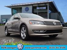 2015_Volkswagen_Passat_Limited Edition PZEV_ West Chester PA