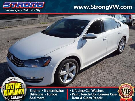 2015_Volkswagen_Passat_Limited_ Salt Lake City UT