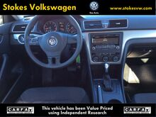 2015_Volkswagen_Passat_S_ North Charleston SC