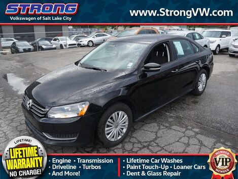 2015_Volkswagen_Passat_S_ Salt Lake City UT